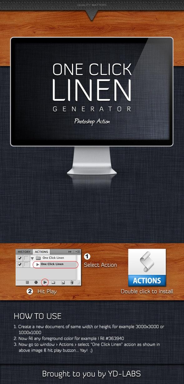 One Click Linen Generator - Utilities Actions