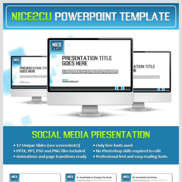 Nice2cu Powerpoint Presentation
