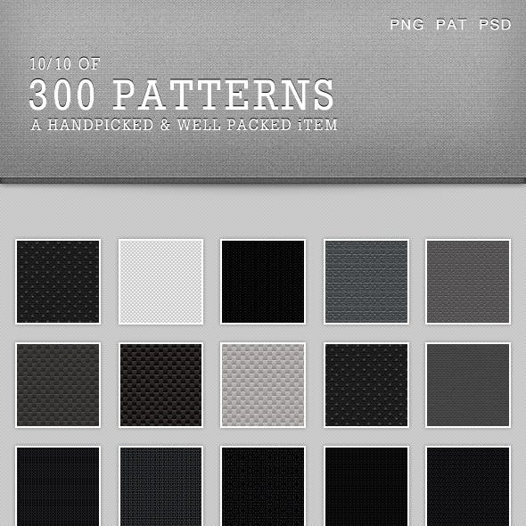 30Patterns For Web & Interfaces (PSD+PNG+.PAT) #10