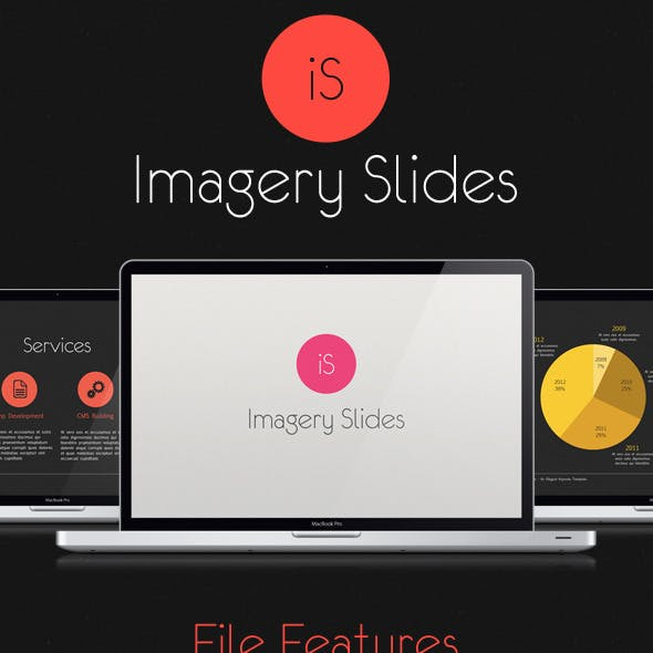 Imagery - Keynote Photography Template (Full HD)