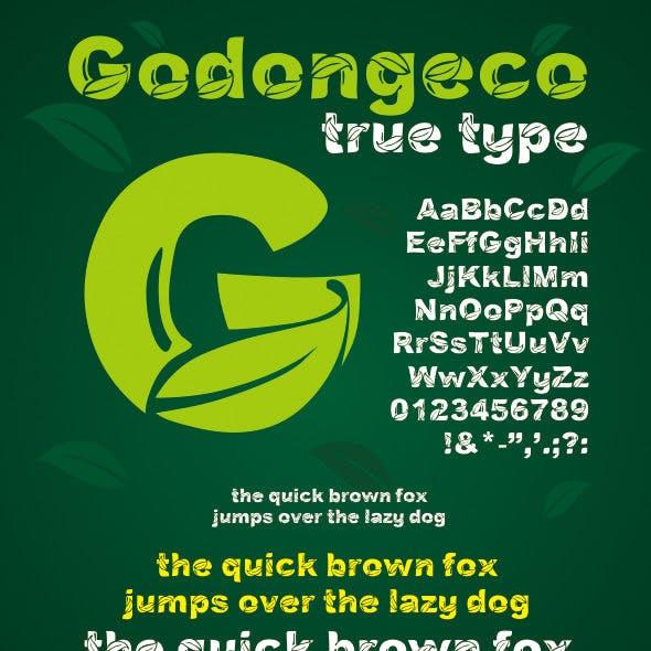 Godongeco True Type