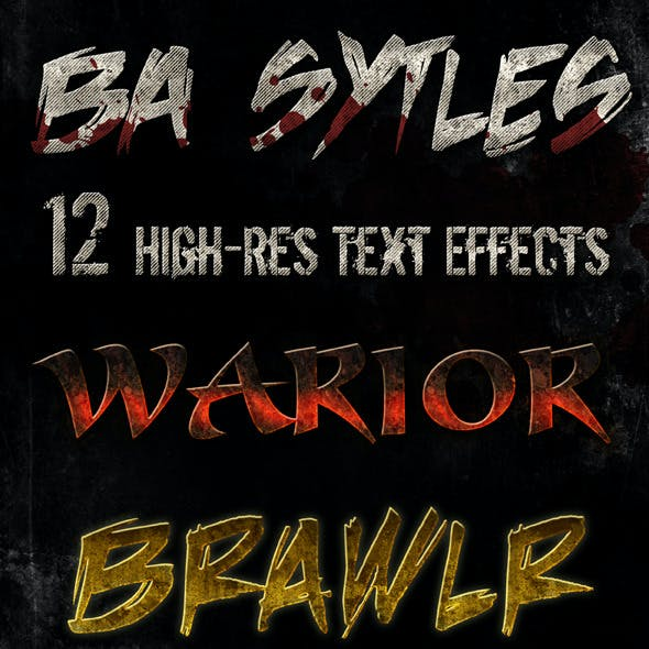 BA Styles Pack