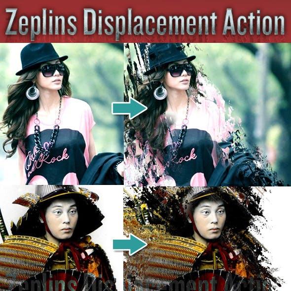 Displace! - Zeplins Displacement Action