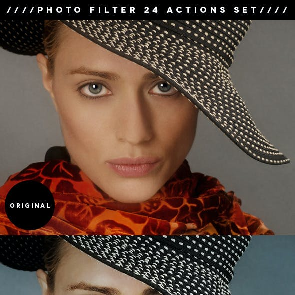 PHOTO FILTER ACTIONS