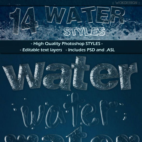 Water Styles