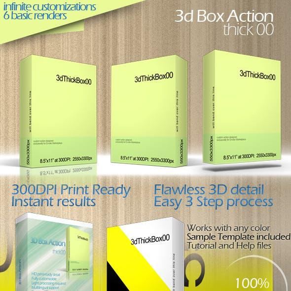 3D Box Action TB00
