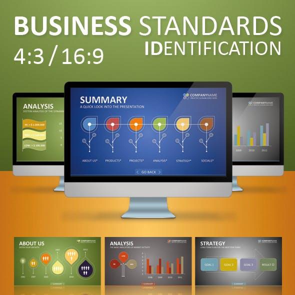 Business Standards: Identification