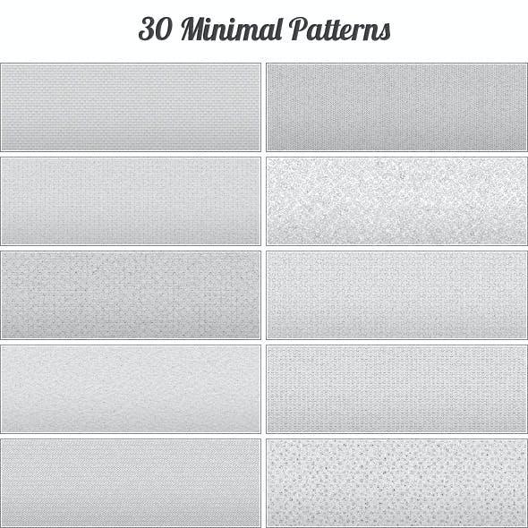 Tileable Minimal Patterns 2