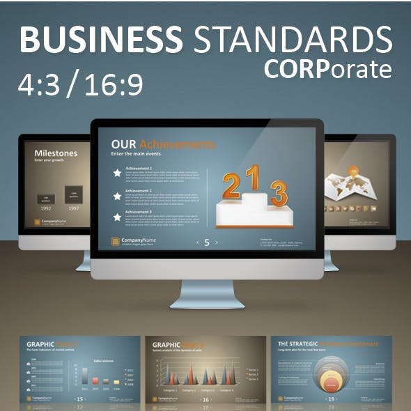 """Business Standards: Corporate Presentation"""