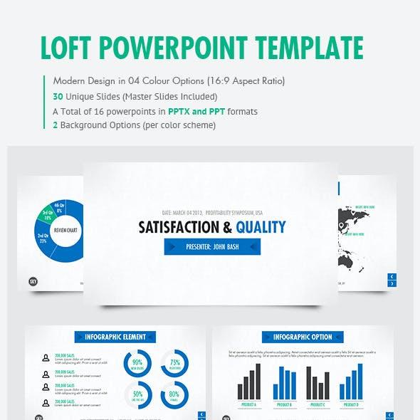 Loft Powerpoint