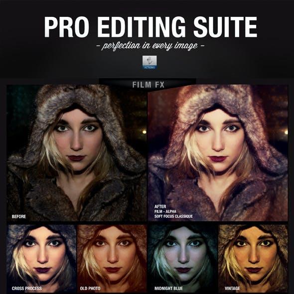 Pro Editing Suite
