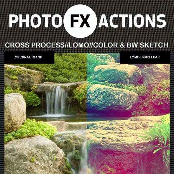 Photo-FX-Actions