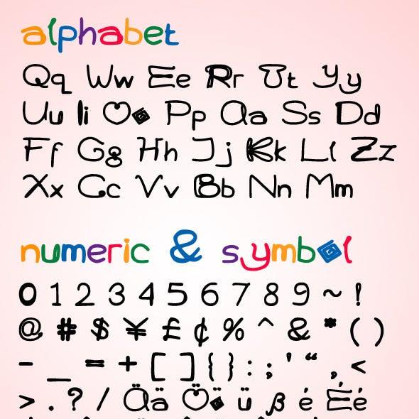 Coco Meow Font