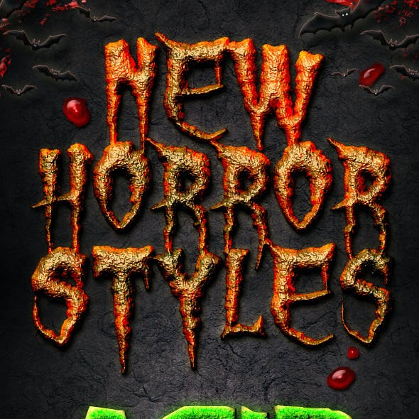 New Horror Styles