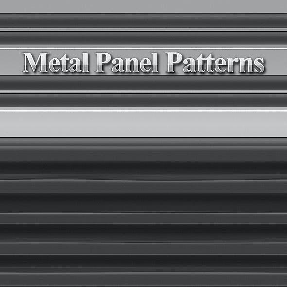 Metal Panel Patterns