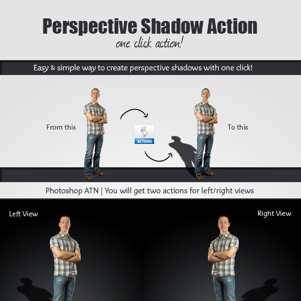 Perspective Shadow Action