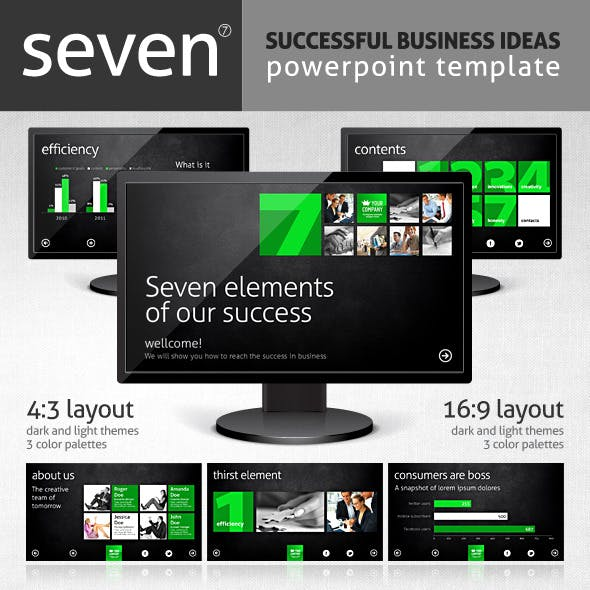 Seven Template