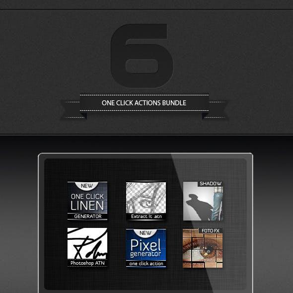One Click Actions Bundle