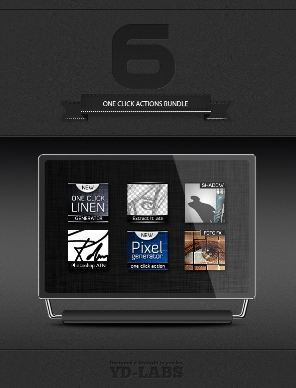 One Click Actions Bundle - Utilities Actions