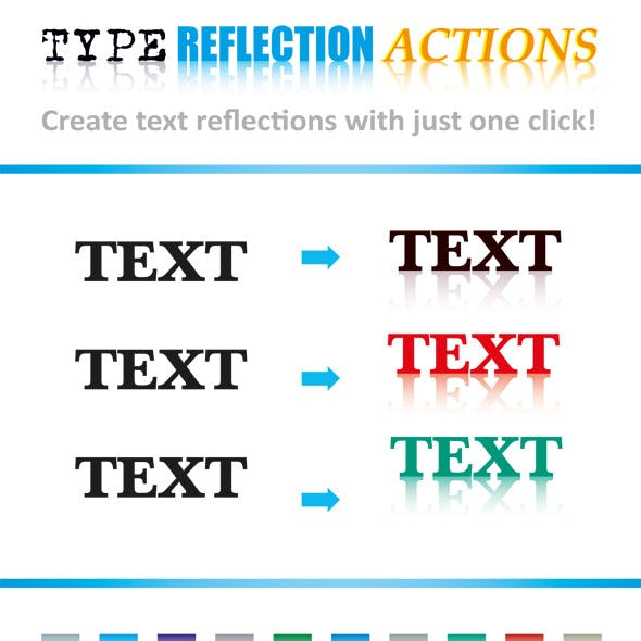Type Reflection Action
