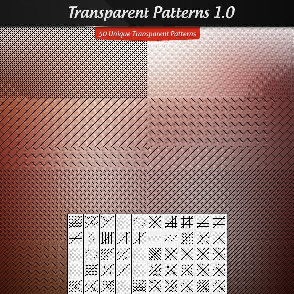 Transparent Patterns 1.0