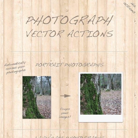 Photograph Vector Action