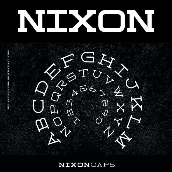 Nixon Caps