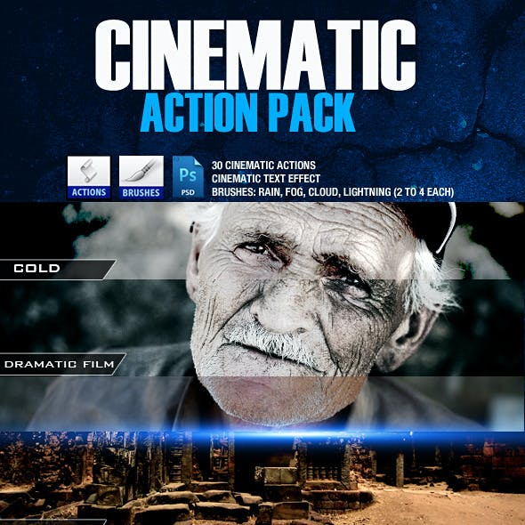 Cinematic Action Pack
