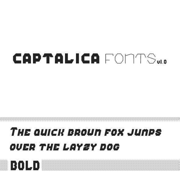 Captalica Font