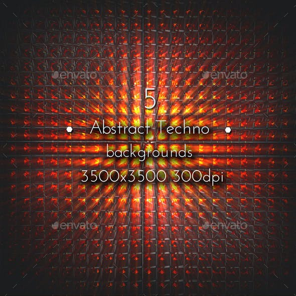 Abstract Techno WallPapers
