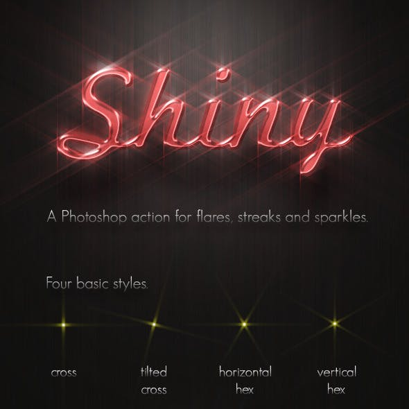Shiny - Glow Streaks PS Action