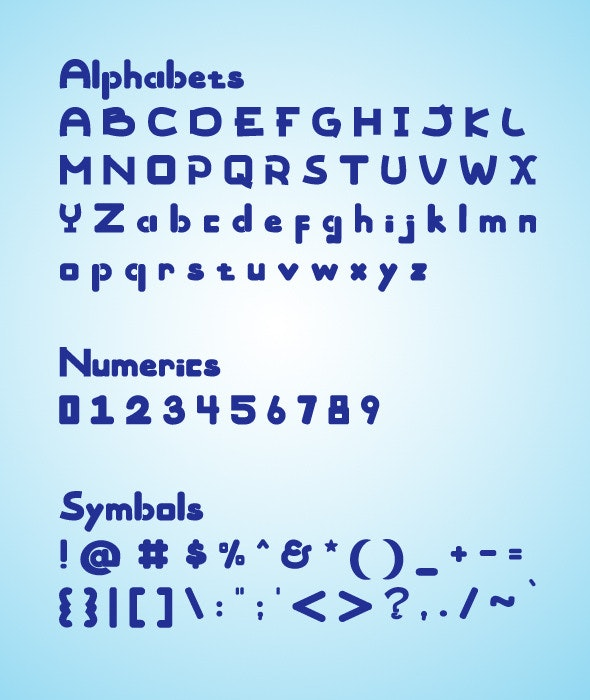 Rounded ABC