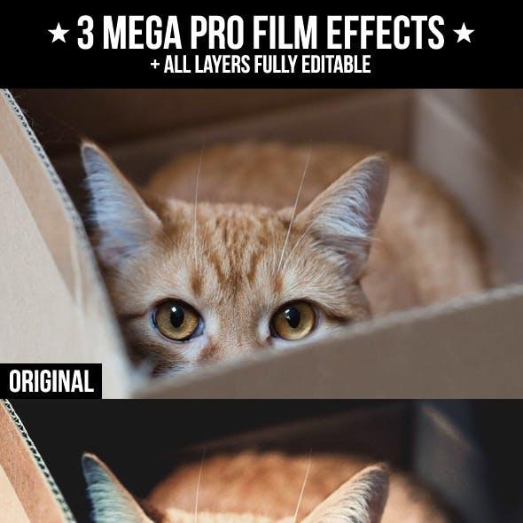 3 Mega Pro Film Effects