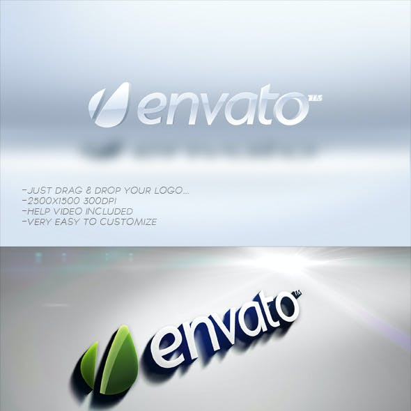 3D Logo Bundle