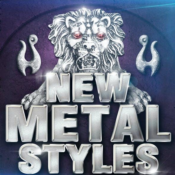 New Metal Styles