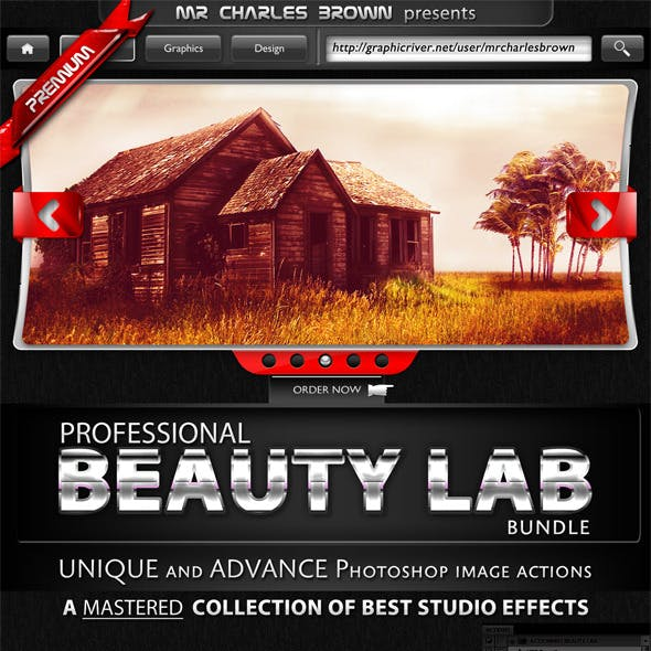 Pro Beauty Lab Bundle