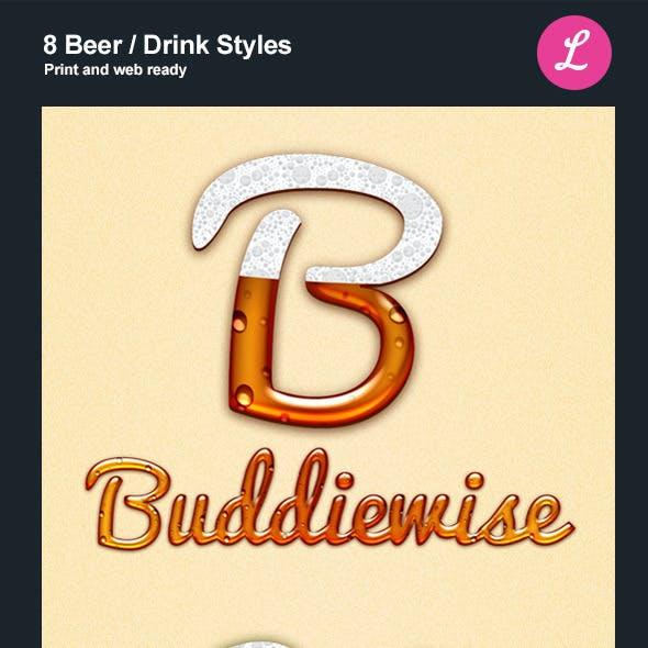 Beer / Drink Styles