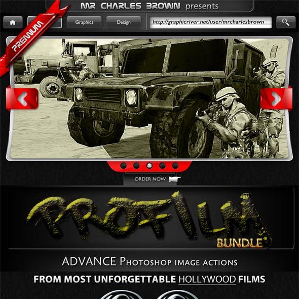 Pro Film Action Bundle
