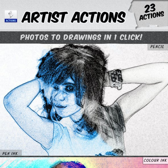 Artist Actions