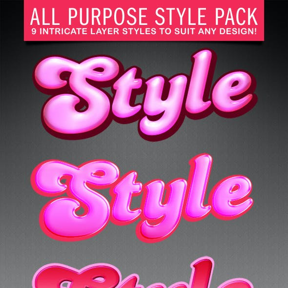All Purpose Style Pack