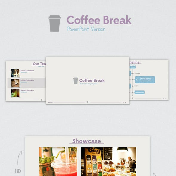 Coffee Break PowerPoint