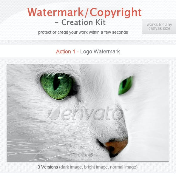 Watermark / Copyright - Creation Kit