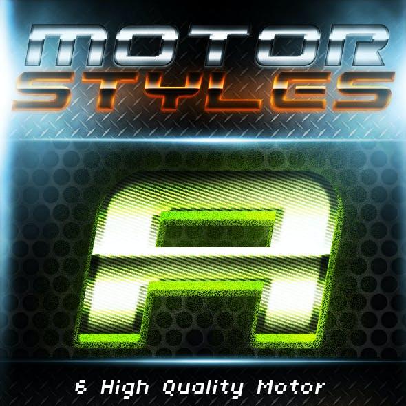 10 Motor Styles
