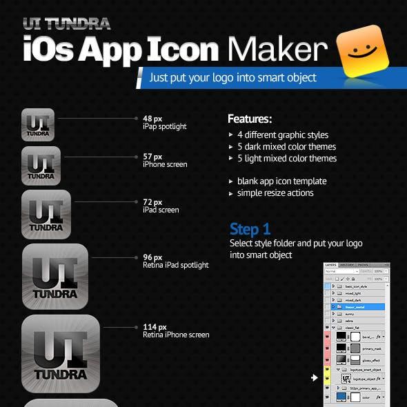 iOs App Icon Maker
