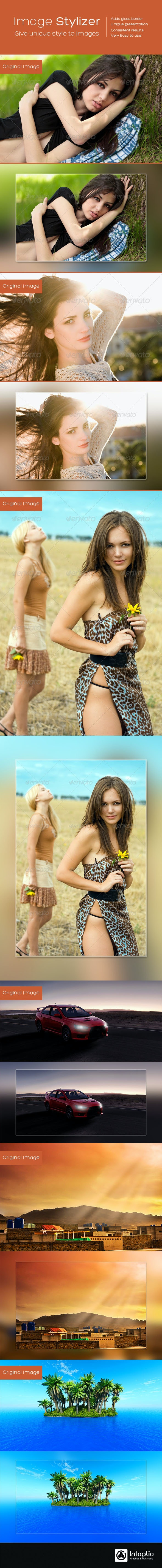 Image Stylizer - Photo Effects Actions