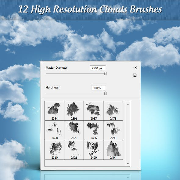 Clouds Brushes 1.0