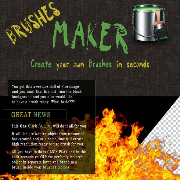 Brushes Maker
