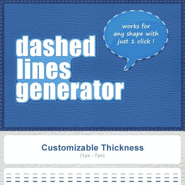 Dashed Lines Generator