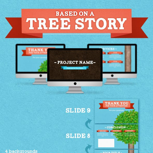 Tree Story Powerpoint