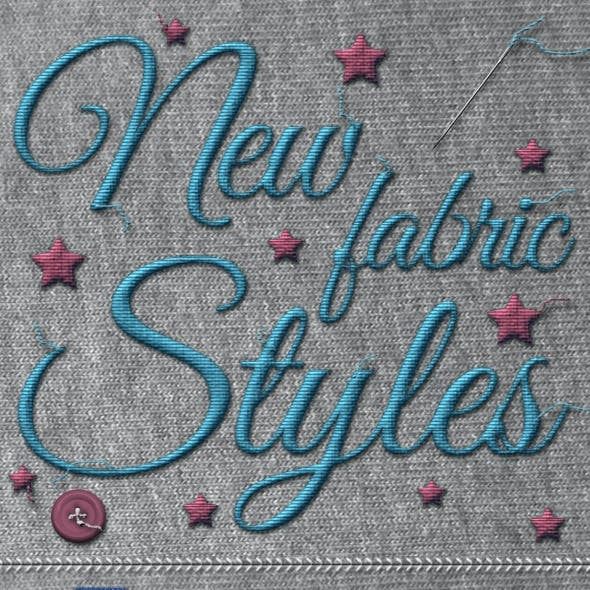 New Fabric Styles